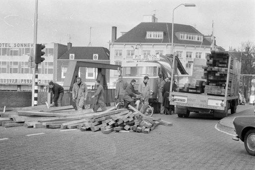 Afbeelding #003 voor het verhaal De Stationsbrug Middelburg gaat op reis, in september