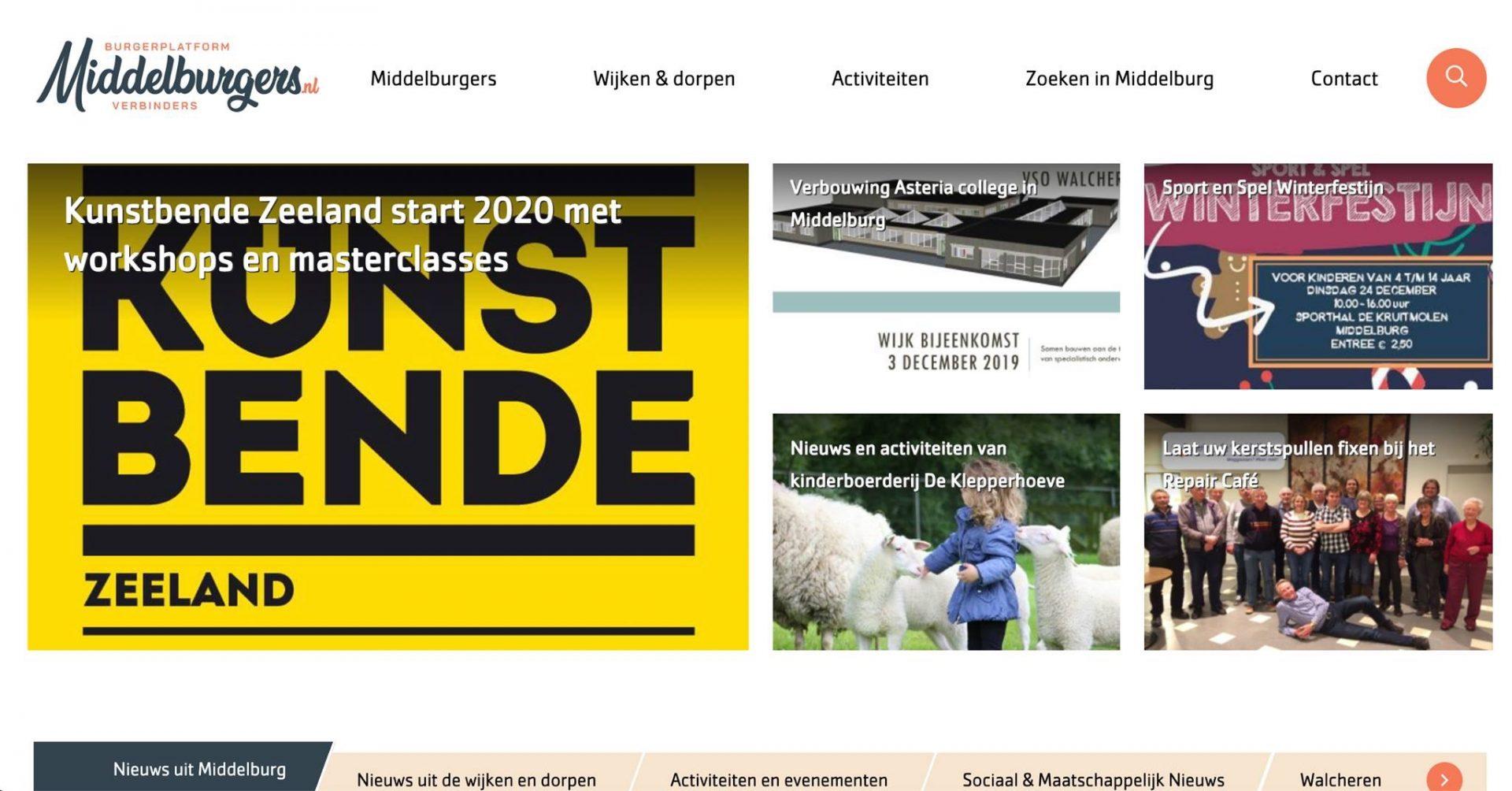 Afbeelding #000 voor het verhaal De stekker uit Middelburgers.nl? Nee toch, zeker?