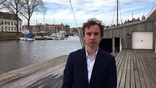 Afbeelding #000 voor het verhaal De studenten zijn De Stad: Job van den Broek