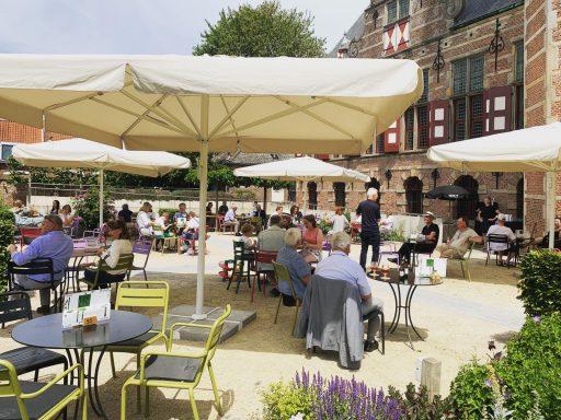 Afbeelding #000 voor het verhaal De terrassen van Middelburg zijn weer geopend