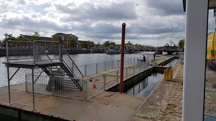 Afbeelding #000 voor het verhaal De tijdelijke Stationsbrug van Middelburg