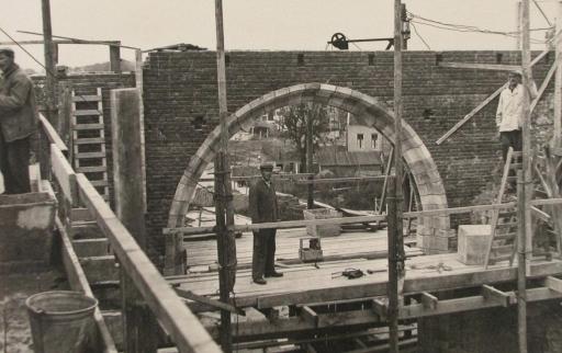Afbeelding #001 voor het verhaal De wederopbouw van de Lange Jan in Middelburg, 1940-1955