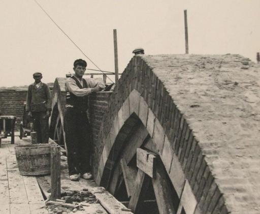 Afbeelding #002 voor het verhaal De wederopbouw van de Lange Jan in Middelburg, 1940-1955