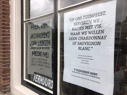 Afbeelding #003 voor het verhaal De winkel van 't Vliegendt Hert opent op donderdag 8 juni 2017
