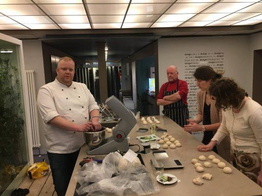 Afbeelding #000 voor het verhaal De workshops broodbakken van Aart van Goudswaard