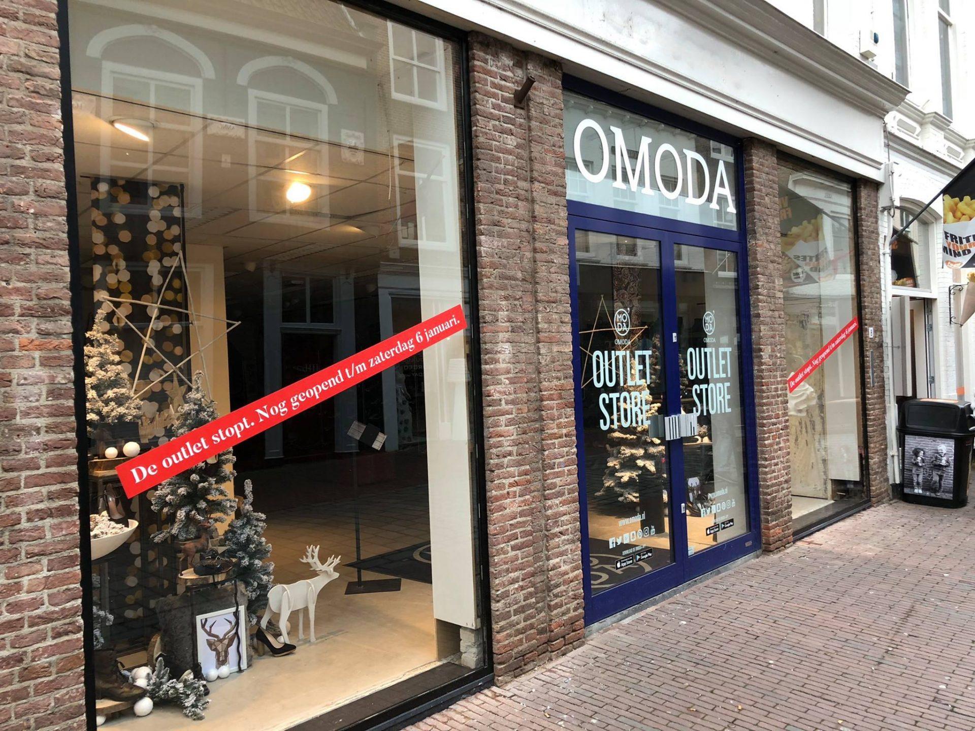 Afbeelding #001 voor het verhaal De Zeepbel verhuist naar Lange Noordstraat, Omoda naar Langeviele 8