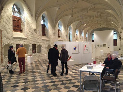 Afbeelding #000 voor het verhaal De Zeeuwse Kunstkring exposeert in de Vleeshal in Middelburg