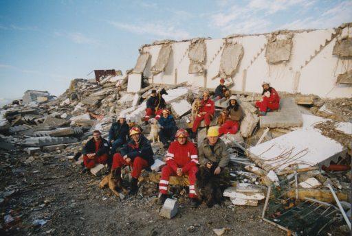 Afbeelding #001 voor het verhaal December 2000: het opblazen van de flats in Middelburg-Zuid