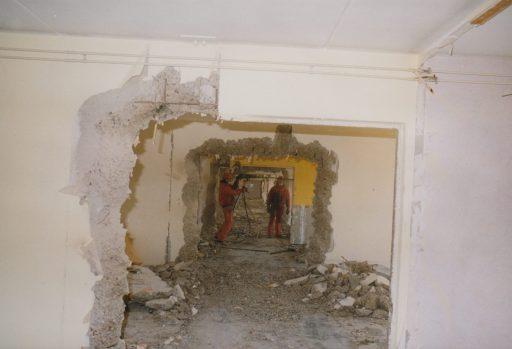 Afbeelding #003 voor het verhaal December 2000: het opblazen van de flats in Middelburg-Zuid