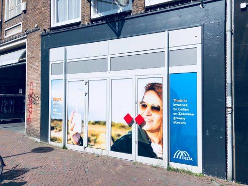 Afbeelding #000 voor het verhaal Delta opent winkel in de Lange Delft