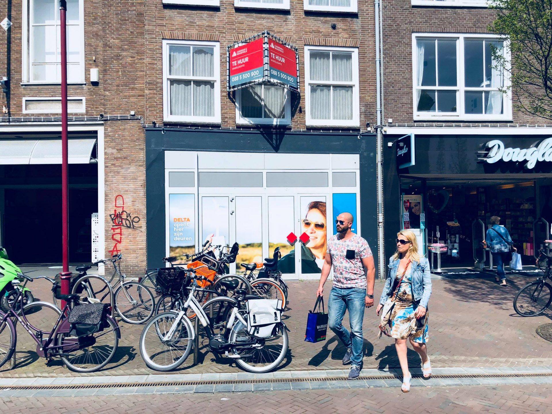 Afbeelding #001 voor het verhaal Delta opent winkel in de Lange Delft