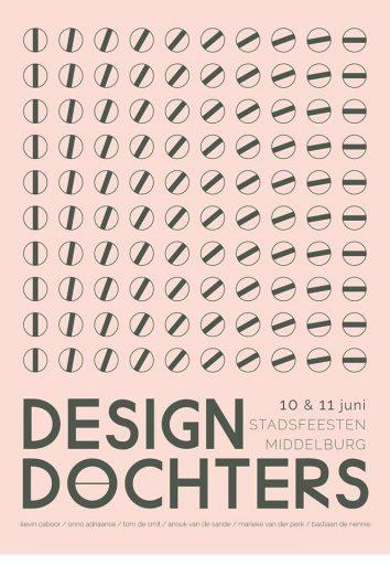 Afbeelding #000 voor het verhaal Designdochters op de Stadsfeesten Middelburg 2016