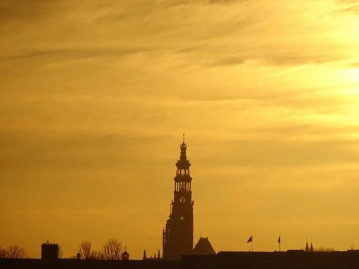 Afbeelding #000 voor het verhaal Die Lange, gezien vanuit Arnemuiden