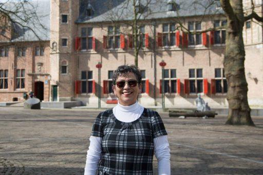 """Afbeelding #000 voor het verhaal Dilettee Meza: """"Mijn hart ligt hier, in Nederland"""""""