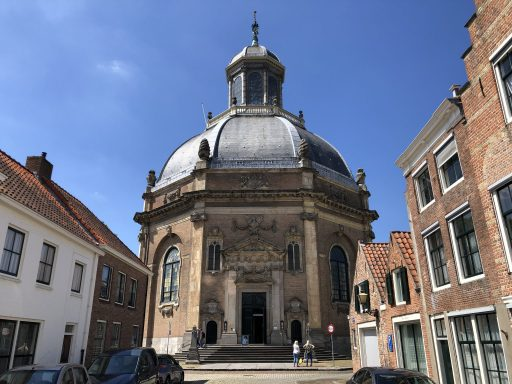 Afbeelding #000 voor het verhaal Dineren in een topmonument: het pop-up restaurant van De Oostkerk is geopend