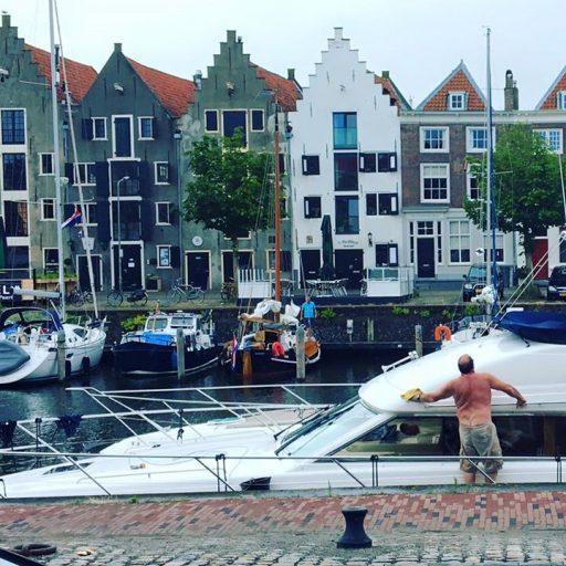 Afbeelding #000 voor het verhaal Dingen die je zoal in Middelburg kunt doen als het regent.