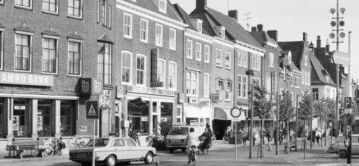 Afbeelding #000 voor het verhaal Dingen die verdwenen uit het Middelburgse straatbeeld
