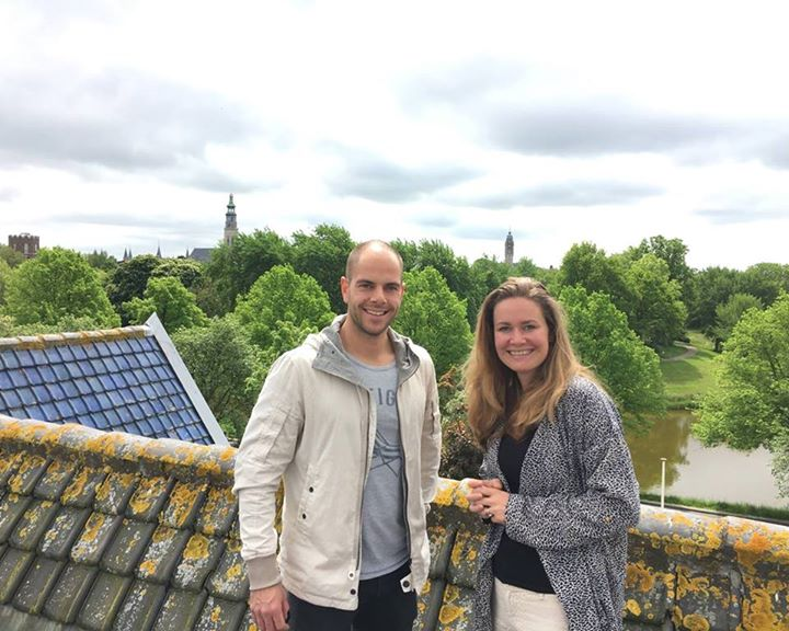 Afbeelding #000 voor het verhaal Dit was De Stad in 2017: Middelburg in mei