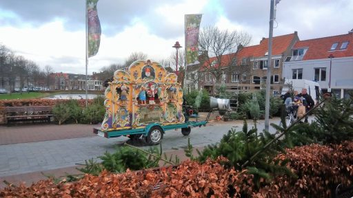 Afbeelding #001 voor het verhaal Draaiorgel De Teddybeer blijft in Middelburg