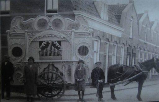 Afbeelding #003 voor het verhaal Draaiorgel De Teddybeer blijft in Middelburg
