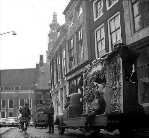 Afbeelding #004 voor het verhaal Draaiorgel De Teddybeer blijft in Middelburg
