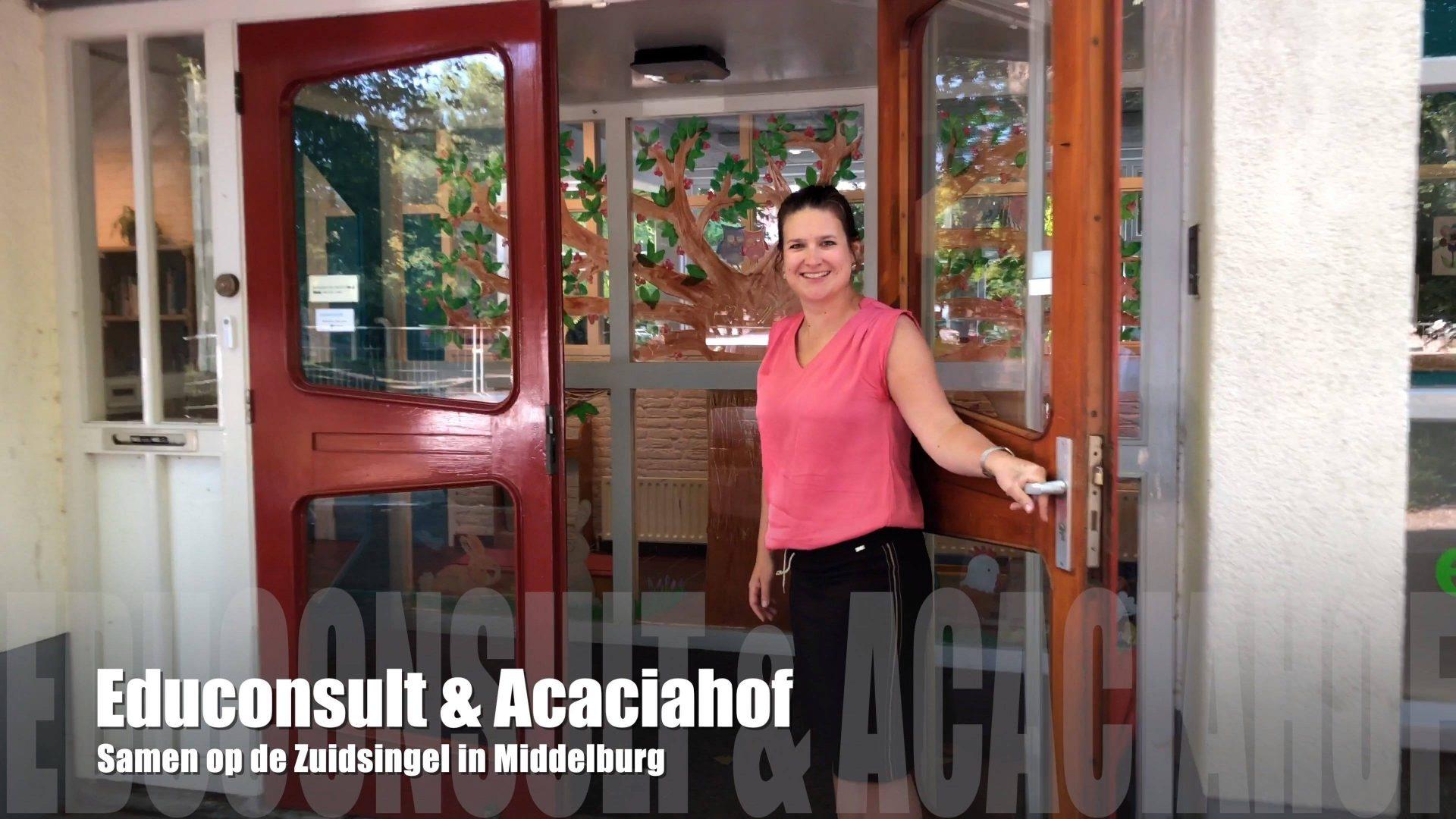 Afbeelding #000 voor het verhaal Educonsult Zeeland & Acaciahof: samen op de Zuidsingel