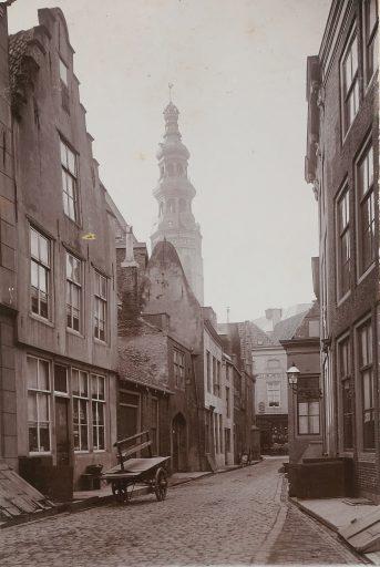 Afbeelding #001 voor het verhaal Een bijzondere geschiedenis: het Anatomisch Theater in de Nieuwstraat in Middelburg