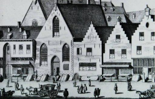 Afbeelding #002 voor het verhaal Een bijzondere geschiedenis: het Anatomisch Theater in de Nieuwstraat in Middelburg