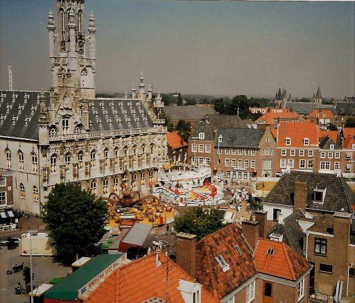 Afbeelding #002 voor het verhaal Een dolle donderdag in Middelburg, jaren 80