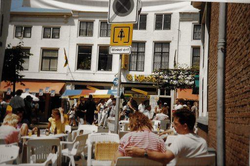 Afbeelding #004 voor het verhaal Een dolle donderdag in Middelburg, jaren 80