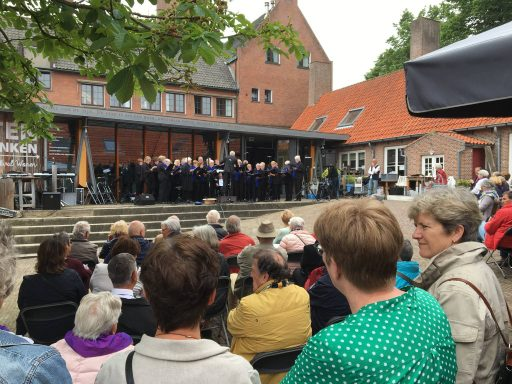 Afbeelding #000 voor het verhaal Een druk Middelburgs weekend