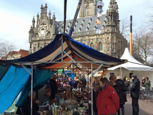 Afbeelding #001 voor het verhaal Een drukke stille zaterdag in Middelburg