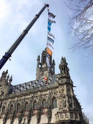 Afbeelding #002 voor het verhaal Een drukke stille zaterdag in Middelburg