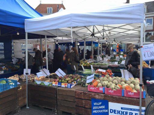 Afbeelding #004 voor het verhaal Een drukke stille zaterdag in Middelburg