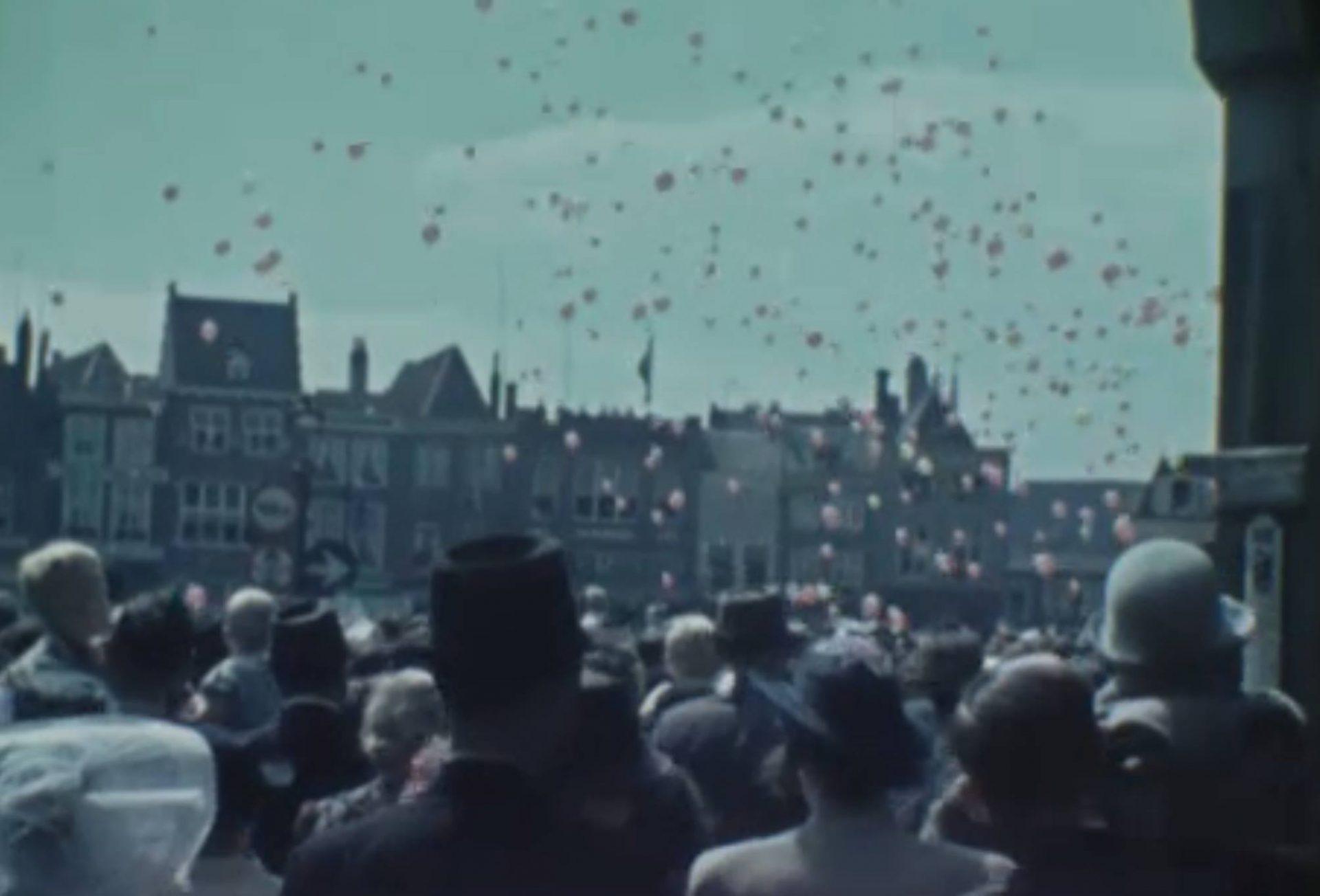 Afbeelding #000 voor het verhaal Een film van Middelburg in de zomer van 1939