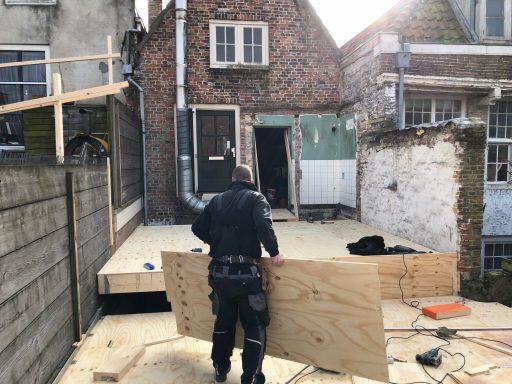 Afbeelding #002 voor het verhaal Een grote verbouwing bij Pizza Amore in Middelburg