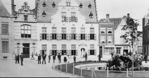 Afbeelding #000 voor het verhaal Een horecabestemming voor de Sint Jorisdoelen in Middelburg?