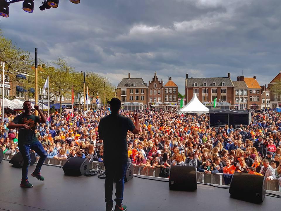 Afbeelding #000 voor het verhaal Een impressie van Koningsdag 2018 in Middelburg