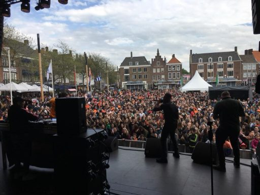 Afbeelding #004 voor het verhaal Een impressie van Koningsdag 2018 in Middelburg