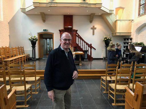 Afbeelding #000 voor het verhaal Een kijkje in de Gasthuiskerk in Middelburg