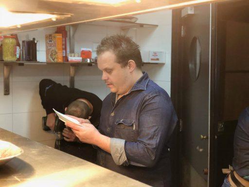 Afbeelding #004 voor het verhaal Een kijkje in de keuken van...Brasserie de Huifkar in Middelburg