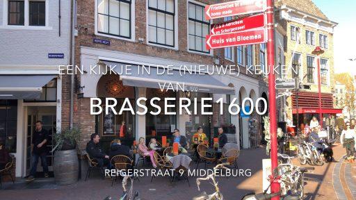 Afbeelding #000 voor het verhaal Een kijkje in de (nieuwe) keuken van Brasserie1600 in Middelburg