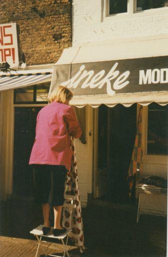 Afbeelding #000 voor het verhaal Een kleine geschiedenis van Pottenmarkt 8 in Middelburg