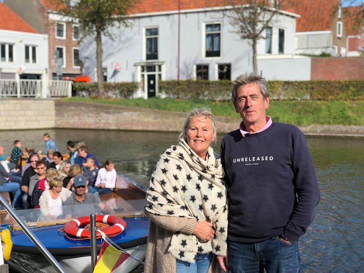 Afbeelding #000 voor het verhaal Een mooi seizoen voor Rondvaart Middelburg