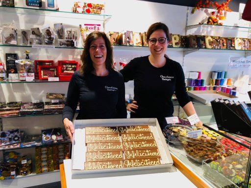 Afbeelding #003 voor het verhaal Een mooie Middelburgse tandem: Primera en Chocolaterie Burger