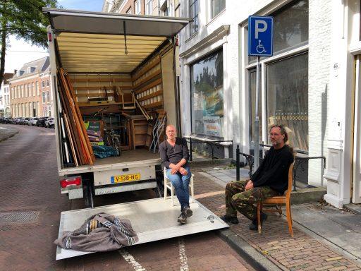 Afbeelding #000 voor het verhaal Een nieuw koffiehuis aan Lange Noordstraat 45?