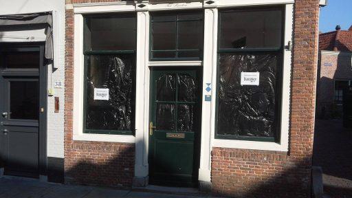 Afbeelding #000 voor het verhaal Een nieuwe barbershop in de Vlasmarkt in Middelburg
