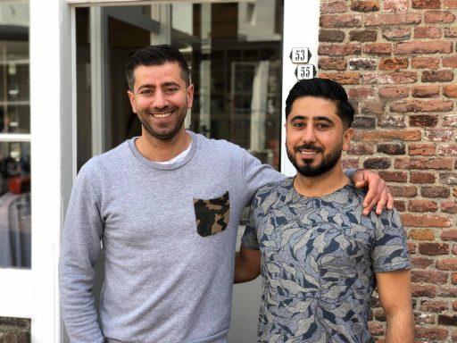 Afbeelding #000 voor het verhaal Een nieuwe barbershop in de Vlasmarkt, vanaf 1 juni