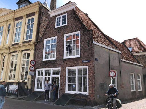 Afbeelding #001 voor het verhaal Een nieuwe barbershop in de Vlasmarkt, vanaf 1 juni