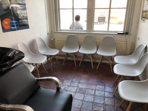 Afbeelding #003 voor het verhaal Een nieuwe barbershop in de Vlasmarkt, vanaf 1 juni